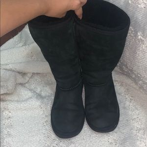 Uggs - original tall black Uggs
